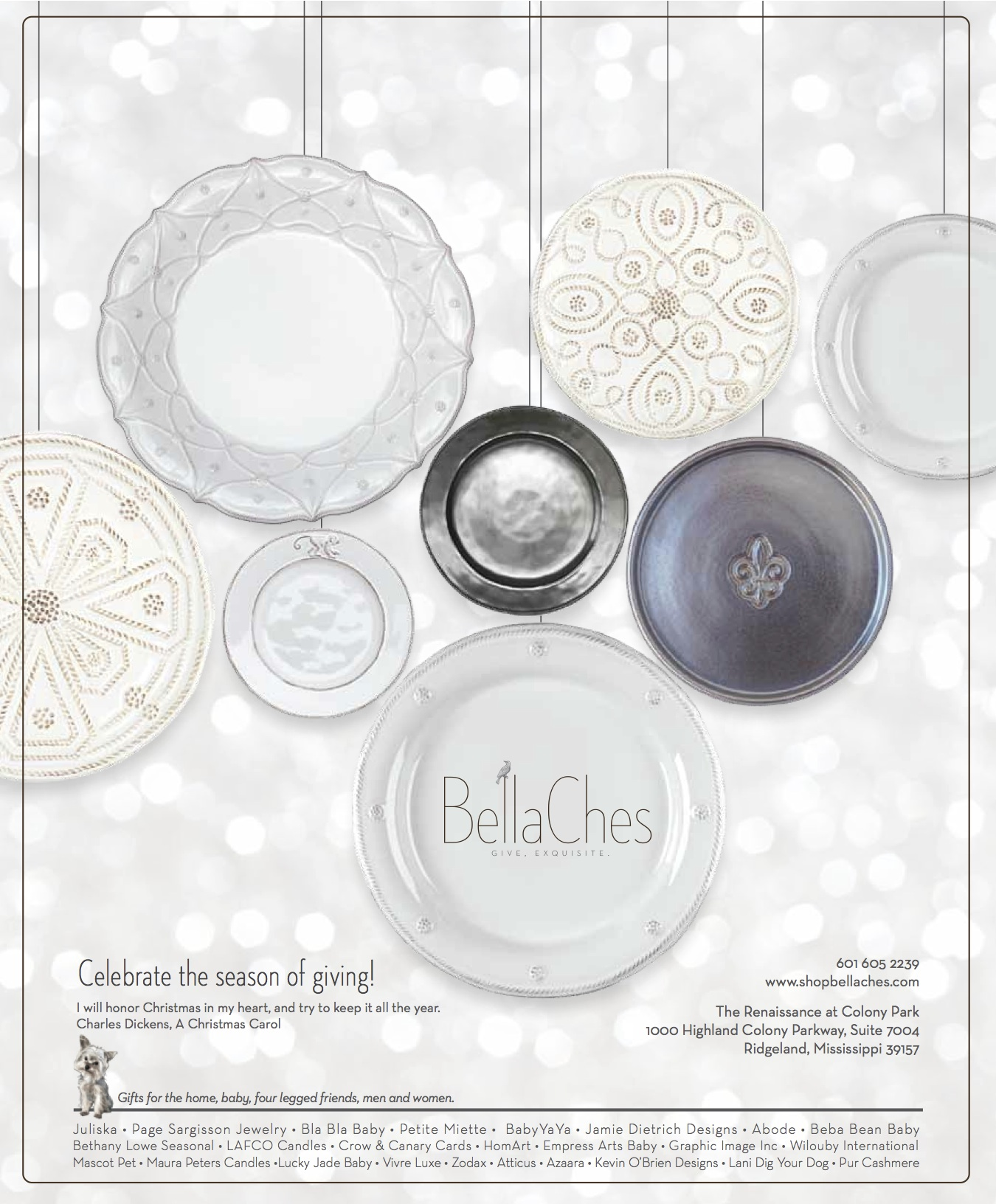 BellaChes :: Give Exquisite | cultigraphic creative